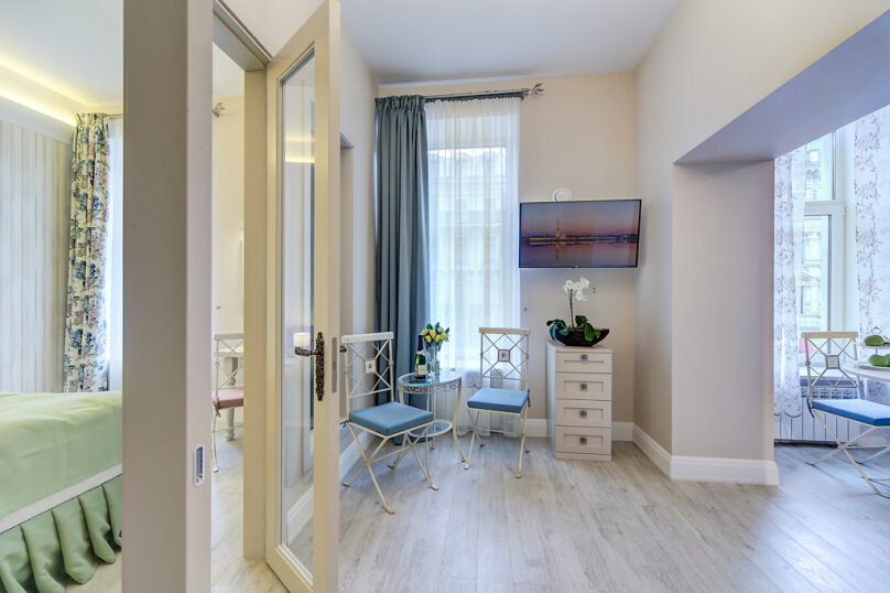 Отдельная комната, Большая Конюшенная улица, 12, метро Гостиный Двор, Санкт-Петербург - Фотография 8