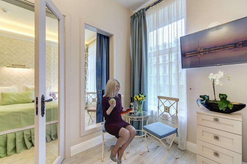 Отдельная комната, Большая Конюшенная улица, 12, метро Гостиный Двор, Санкт-Петербург - Фотография 9