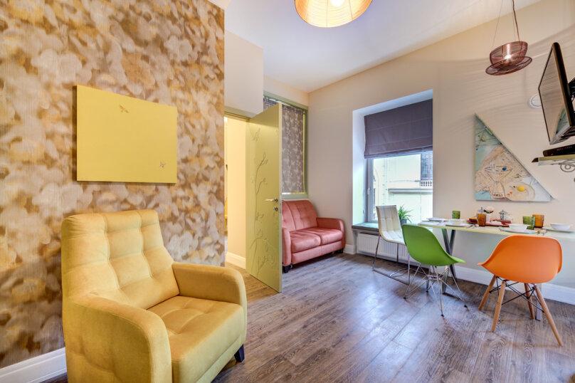 Отдельная комната, Большая Конюшенная улица, 12, метро Гостиный Двор, Санкт-Петербург - Фотография 23