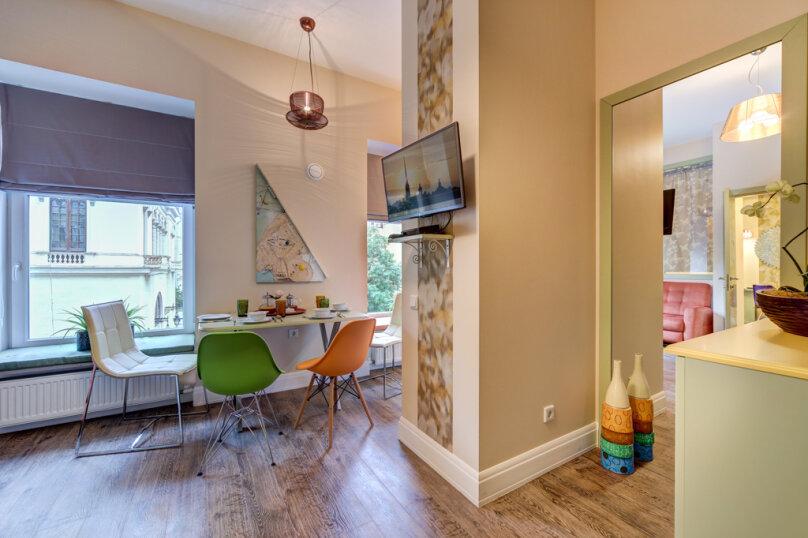 Отдельная комната, Большая Конюшенная улица, 12, метро Гостиный Двор, Санкт-Петербург - Фотография 24