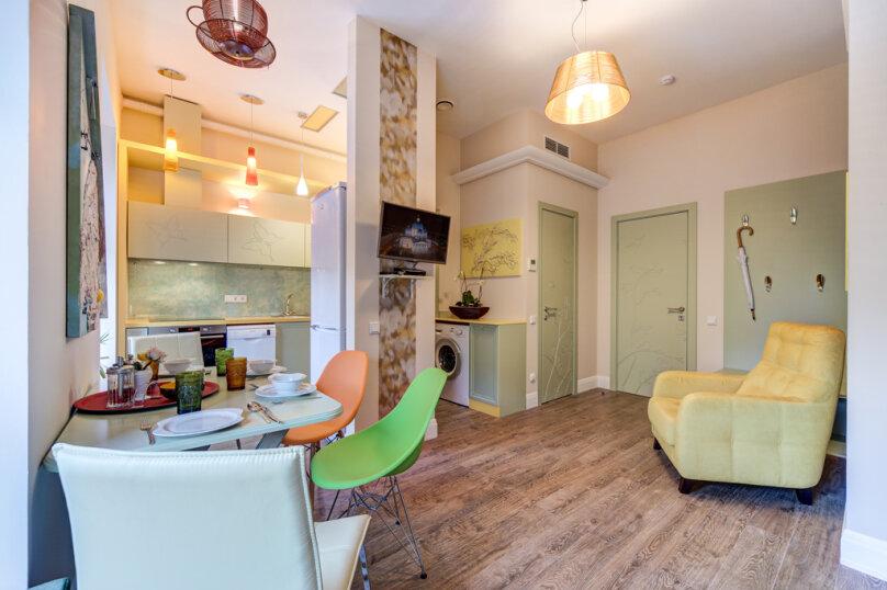 Отдельная комната, Большая Конюшенная улица, 12, метро Гостиный Двор, Санкт-Петербург - Фотография 25