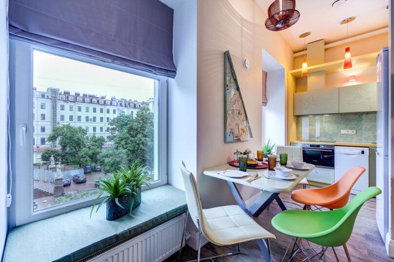 Отдельная комната, Большая Конюшенная улица, 12, метро Гостиный Двор, Санкт-Петербург - Фотография 27