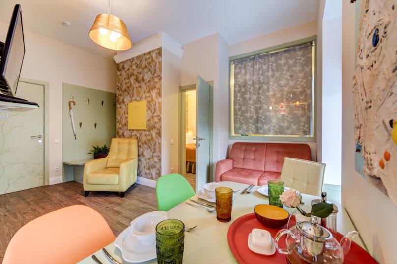 Отдельная комната, Большая Конюшенная улица, 12, метро Гостиный Двор, Санкт-Петербург - Фотография 29