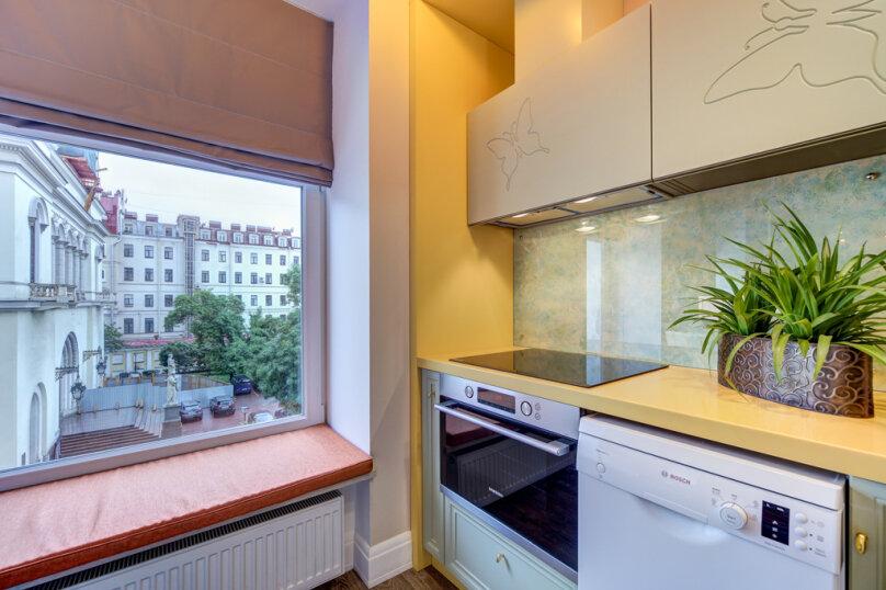 Отдельная комната, Большая Конюшенная улица, 12, метро Гостиный Двор, Санкт-Петербург - Фотография 32