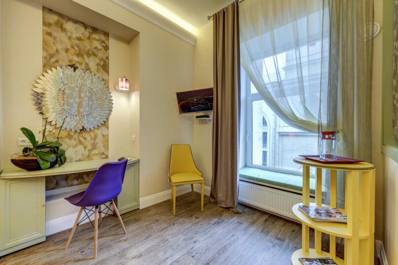 Отдельная комната, Большая Конюшенная улица, 12, метро Гостиный Двор, Санкт-Петербург - Фотография 34