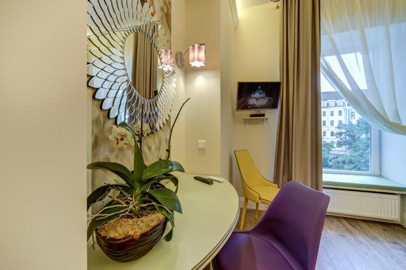 Отдельная комната, Большая Конюшенная улица, 12, метро Гостиный Двор, Санкт-Петербург - Фотография 35