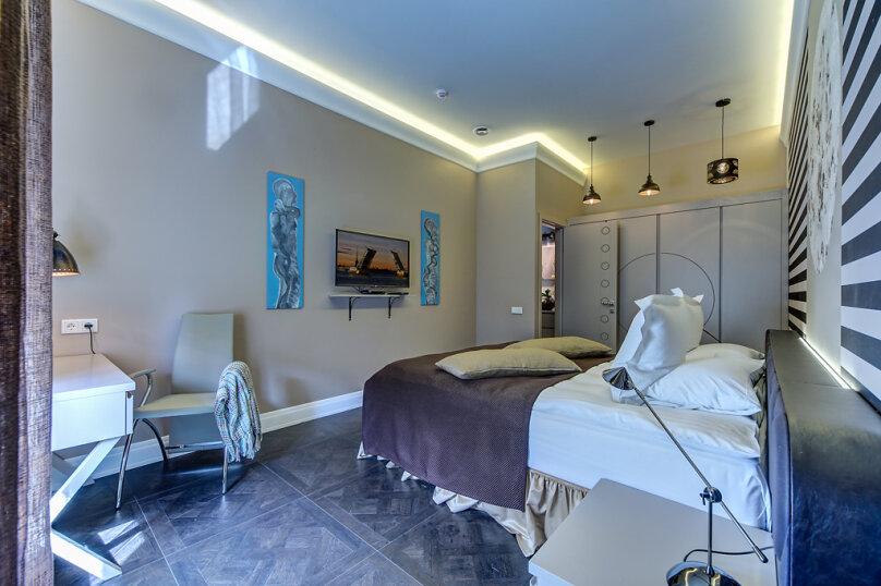 Отдельная комната, Большая Конюшенная улица, 12, метро Гостиный Двор, Санкт-Петербург - Фотография 52
