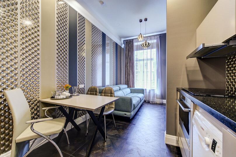 Отдельная комната, Большая Конюшенная улица, 12, метро Гостиный Двор, Санкт-Петербург - Фотография 53