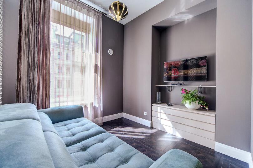 Отдельная комната, Большая Конюшенная улица, 12, метро Гостиный Двор, Санкт-Петербург - Фотография 61