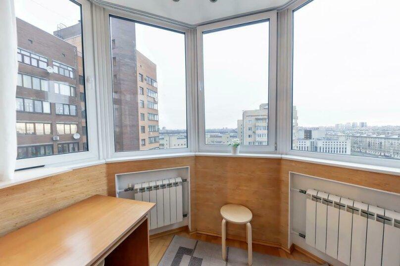1-комн. квартира, 37 кв.м. на 4 человека, Бассейная улица, 10, Санкт-Петербург - Фотография 4