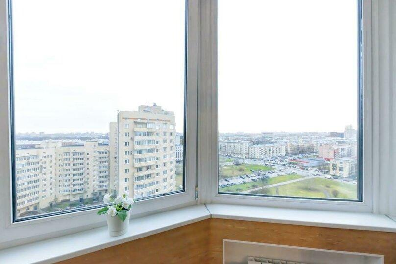 1-комн. квартира, 37 кв.м. на 4 человека, Бассейная улица, 10, Санкт-Петербург - Фотография 5