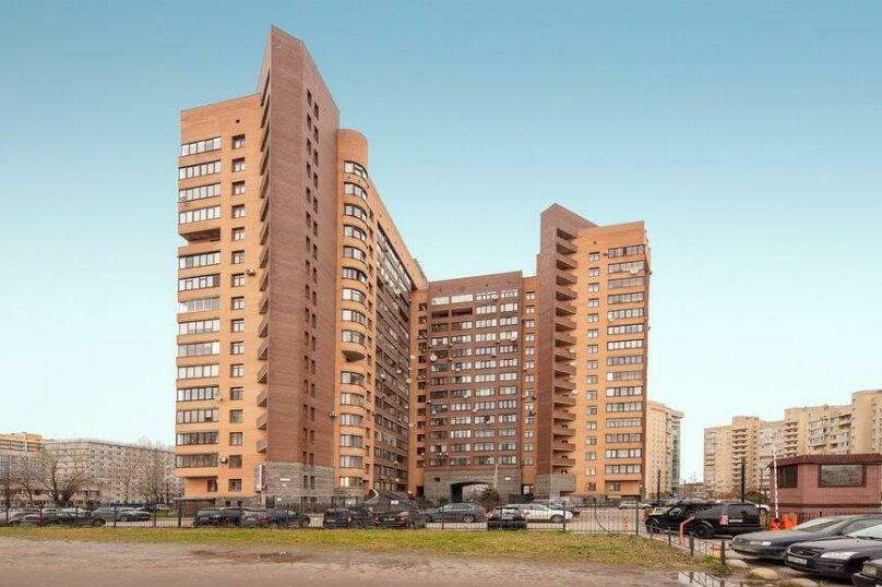 1-комн. квартира, 37 кв.м. на 4 человека, Бассейная улица, 10, Санкт-Петербург - Фотография 14