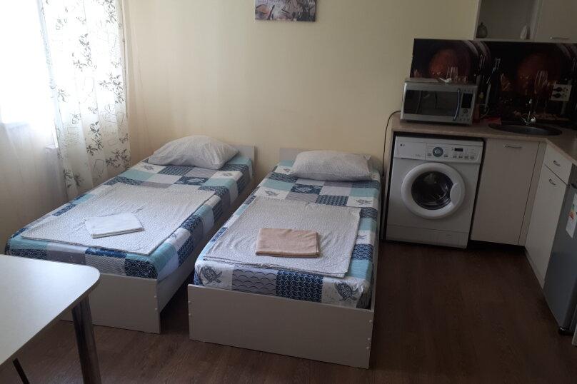 1-комн. квартира, 25 кв.м. на 4 человека, 3-й микрорайон, проспект Гагарина, 34, Златоуст - Фотография 5