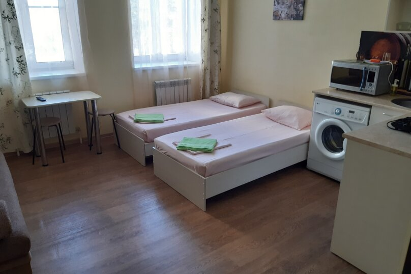 1-комн. квартира, 25 кв.м. на 4 человека, 3-й микрорайон, проспект Гагарина, 34, Златоуст - Фотография 11