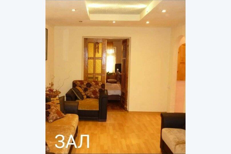 2-комн. квартира, 45 кв.м. на 4 человека, улица Джонуа, 4, Сухум - Фотография 5