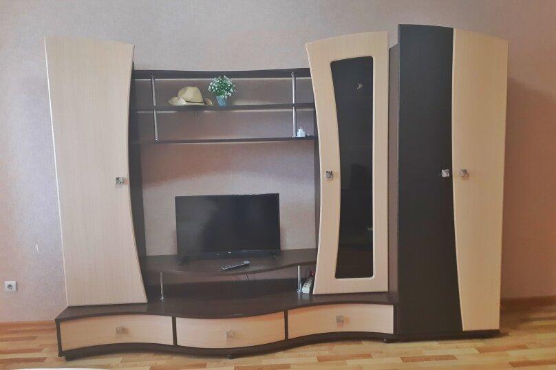1-комн. квартира, 38 кв.м. на 4 человека, Судостроительная, 90, Красноярск - Фотография 5