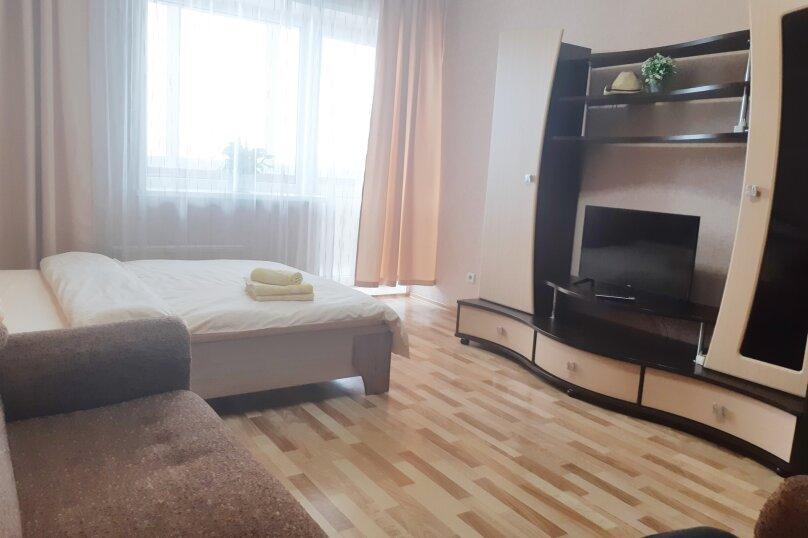 1-комн. квартира, 38 кв.м. на 4 человека, Судостроительная, 90, Красноярск - Фотография 6