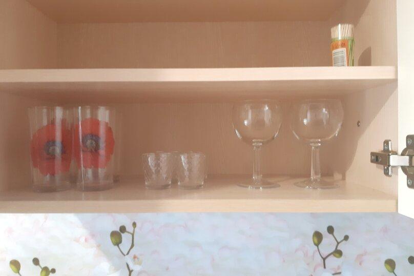 1-комн. квартира, 38 кв.м. на 4 человека, Судостроительная, 90, Красноярск - Фотография 11