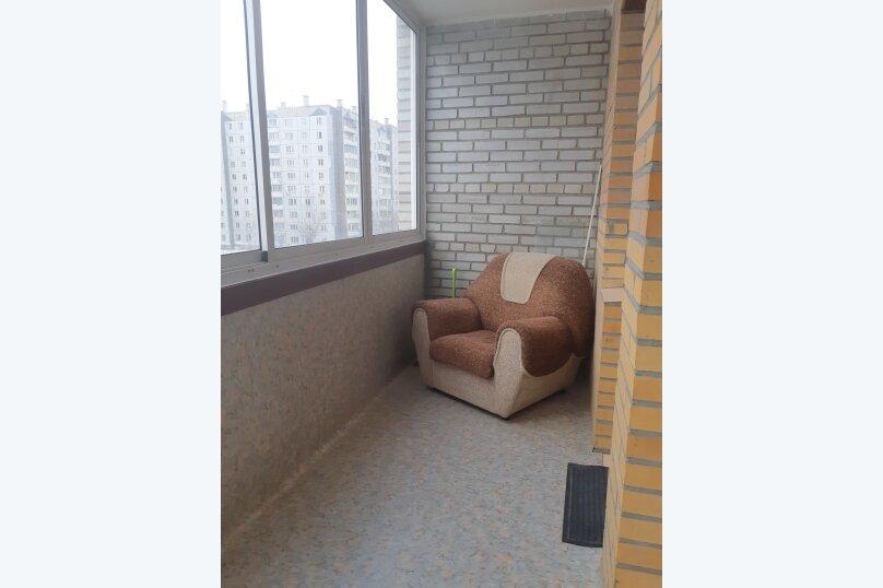 1-комн. квартира, 38 кв.м. на 4 человека, Судостроительная, 90, Красноярск - Фотография 12