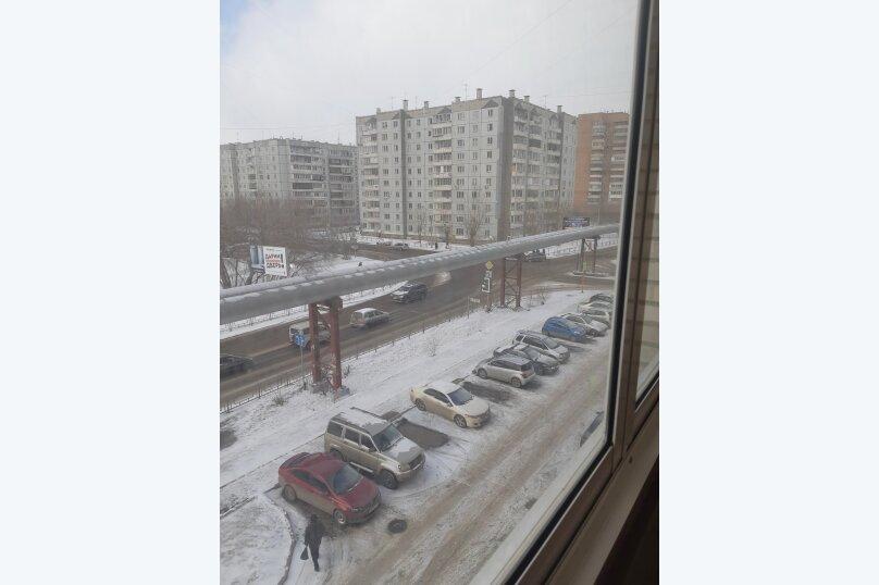 1-комн. квартира, 38 кв.м. на 4 человека, Судостроительная, 90, Красноярск - Фотография 13