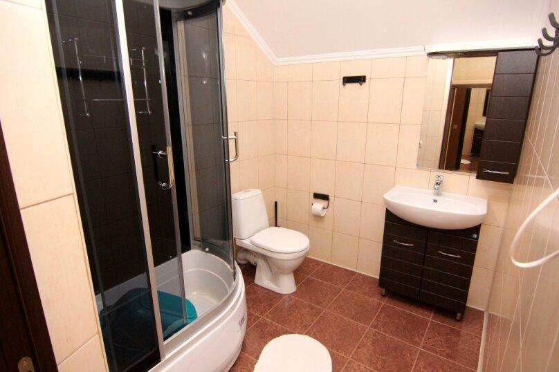 Семейный номер с ванной комнатой , Ульяновская улица, 41, Геленджик - Фотография 4