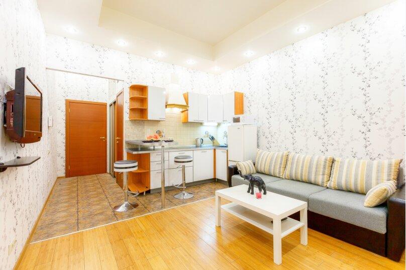 2-комн. квартира, 41 кв.м. на 4 человека, большой гнездниковский переулок, 10, Москва - Фотография 11