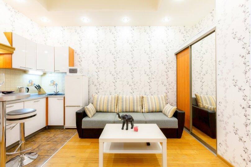 2-комн. квартира, 41 кв.м. на 4 человека, большой гнездниковский переулок, 10, Москва - Фотография 12