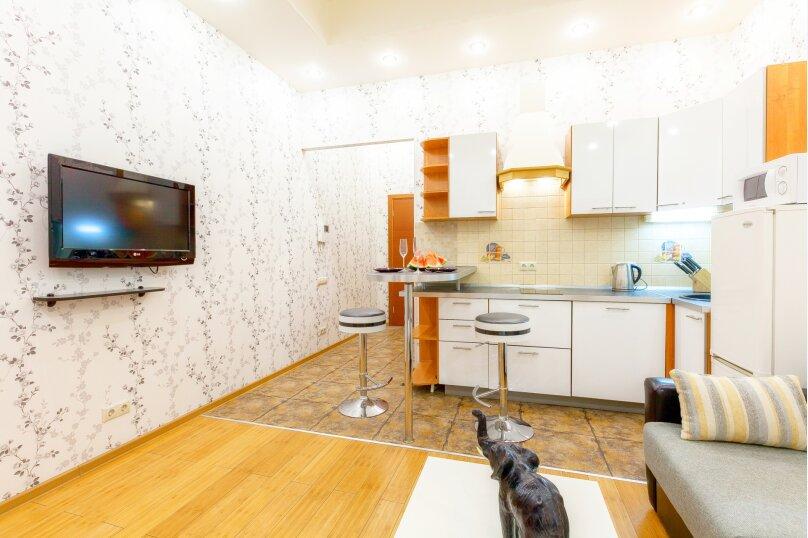 2-комн. квартира, 41 кв.м. на 4 человека, большой гнездниковский переулок, 10, Москва - Фотография 13