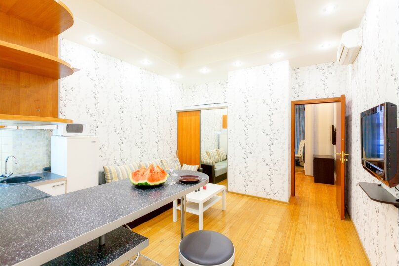 2-комн. квартира, 41 кв.м. на 4 человека, большой гнездниковский переулок, 10, Москва - Фотография 14
