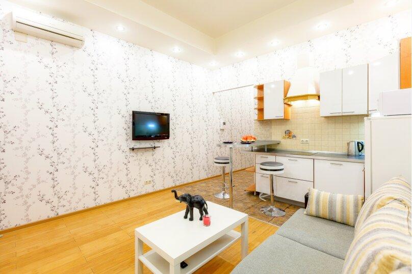 2-комн. квартира, 41 кв.м. на 4 человека, большой гнездниковский переулок, 10, Москва - Фотография 15