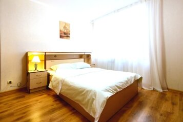 2-комн. квартира, 65 кв.м. на 4 человека, улица Академика А.Н. Крылова, 5к1, Чебоксары - Фотография 1