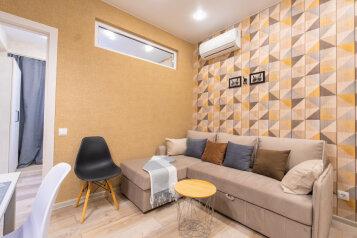 2-комн. квартира, 35 кв.м. на 4 человека, Эстонская улица, 37к4, Сочи - Фотография 1
