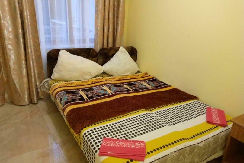 Двухместный номер с двухспальной кроватью и общей ванной комнатой, Молодёжная улица, 7, Вардане - Фотография 1