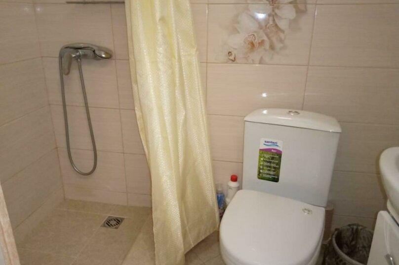 Двухместный номер с двумя односпальными кроватями и общей ванной комнатой, Молодёжная улица, 7, Вардане - Фотография 2