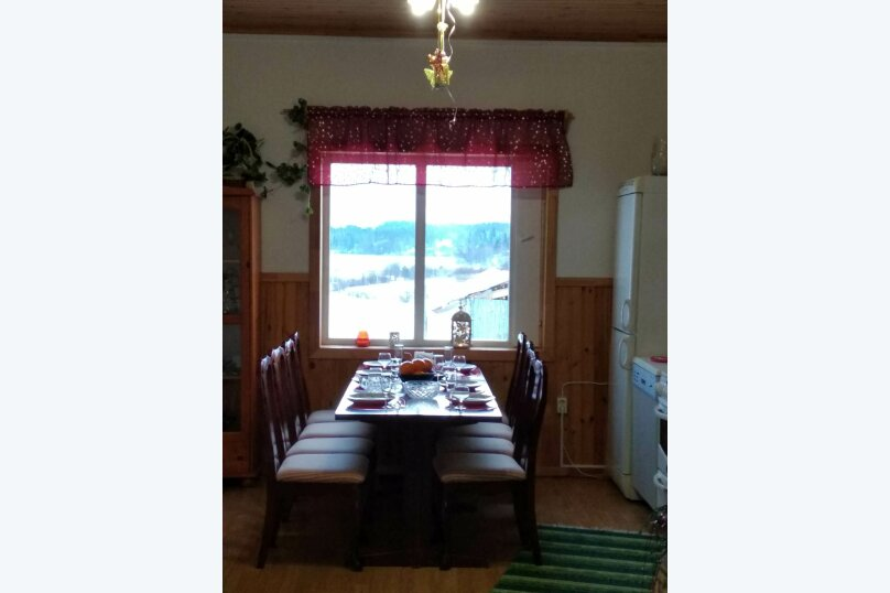 Дом, 120 кв.м. на 8 человек, 2 спальни, Куркиёки, Зелёная улица, 57, Лахденпохья - Фотография 26