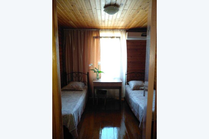 эконом с двумя раздельными кроватями, Ленина, 154А, Адлер - Фотография 1