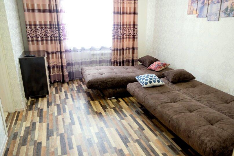 2-комн. квартира, 44 кв.м. на 5 человек, улица Пирогова, 2к2, Чебоксары - Фотография 7