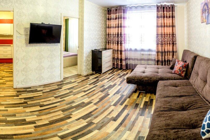2-комн. квартира, 44 кв.м. на 5 человек, улица Пирогова, 2к2, Чебоксары - Фотография 8