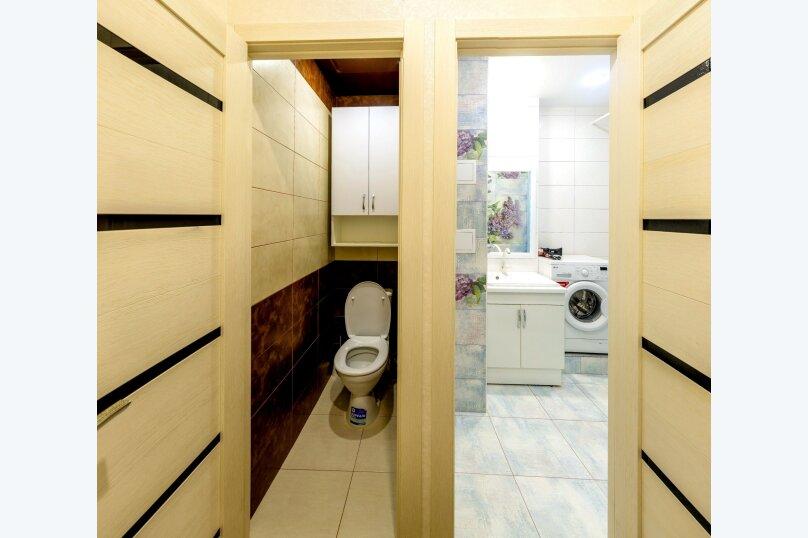 2-комн. квартира, 44 кв.м. на 5 человек, улица Пирогова, 2к2, Чебоксары - Фотография 10