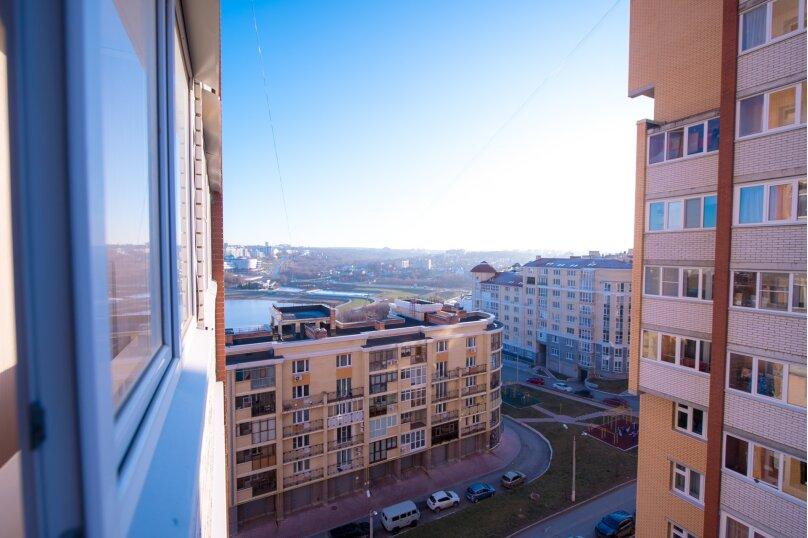 1-комн. квартира, 41 кв.м. на 4 человека, улица Б.С.Маркова, 8к1, Чебоксары - Фотография 9