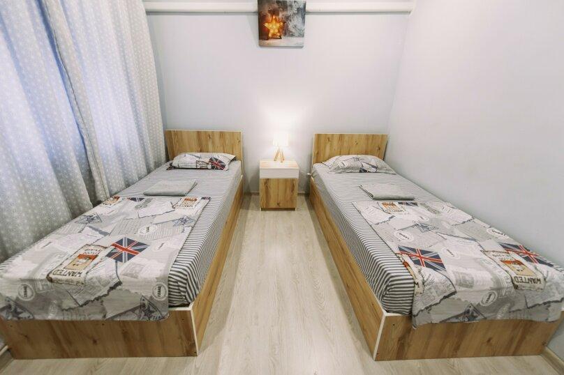 Двухместный номер с 2 отдельными кроватями и окном, Пограничная улица, 6А, Владивосток - Фотография 6