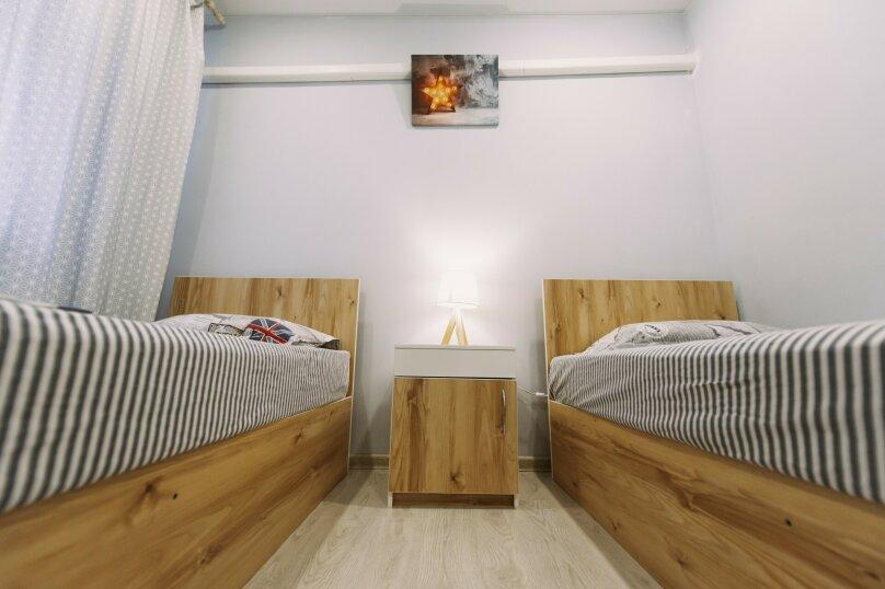 Двухместный номер с 2 отдельными кроватями и окном, Пограничная улица, 6А, Владивосток - Фотография 8