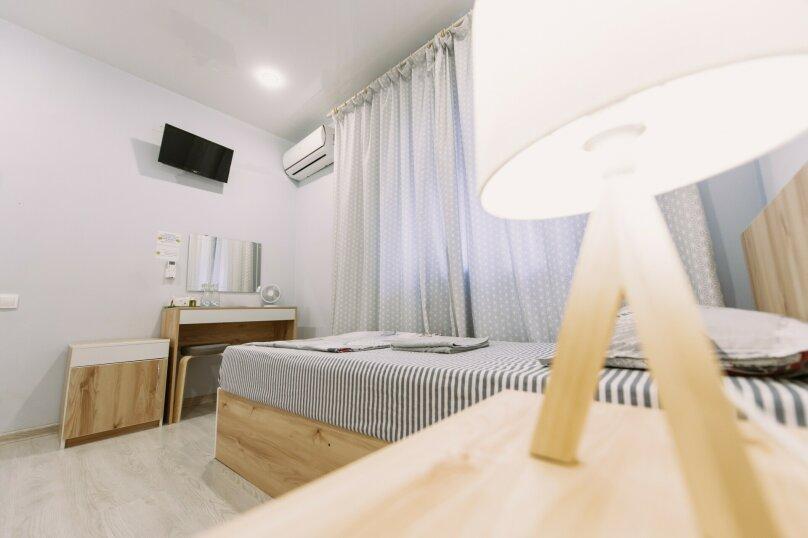 Двухместный номер с 2 отдельными кроватями и окном, Пограничная улица, 6А, Владивосток - Фотография 11