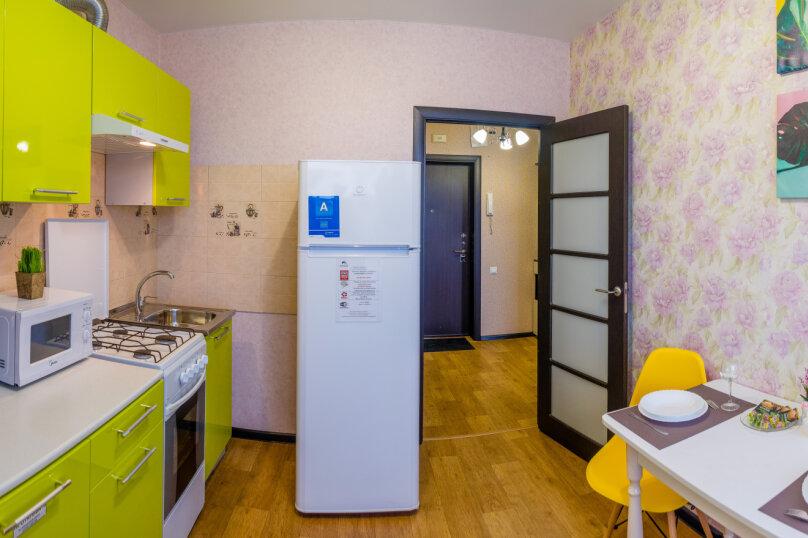 1-комн. квартира, 36 кв.м. на 4 человека, улица Николая Смирнова, 6, Чебоксары - Фотография 10