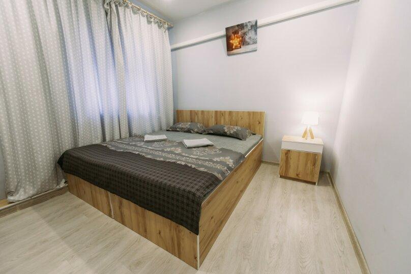 Двухместный номер с 2 отдельными кроватями и окном, Пограничная улица, 6А, Владивосток - Фотография 15