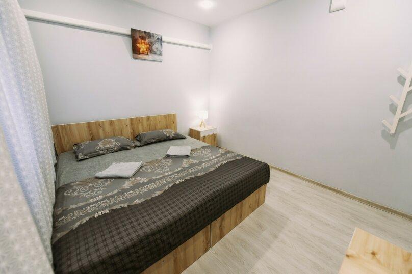 Двухместный номер с 2 отдельными кроватями и окном, Пограничная улица, 6А, Владивосток - Фотография 17