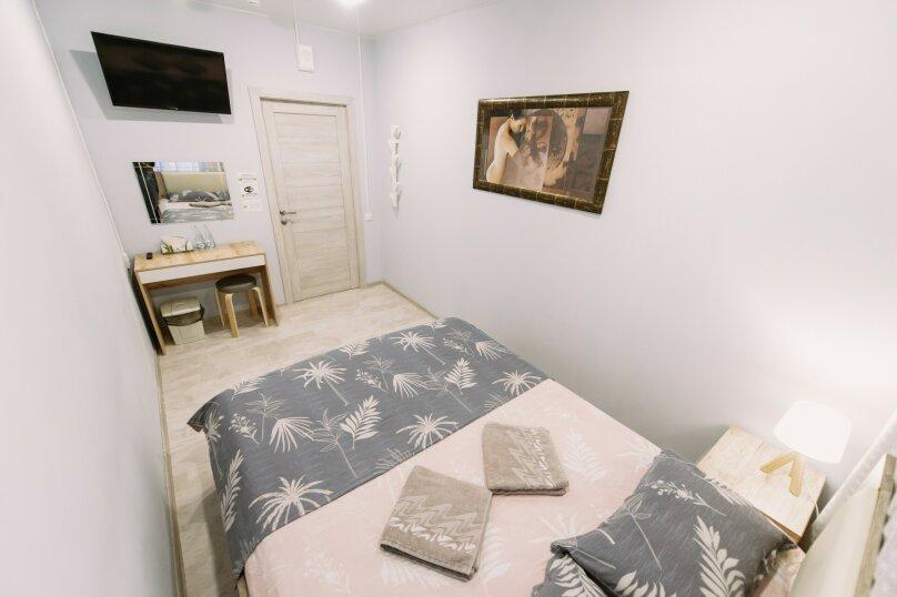 Двухместный номер с 1 кроватью №5, Пограничная улица, 6А, Владивосток - Фотография 9