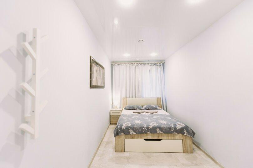 Двухместный номер с 1 кроватью №5, Пограничная улица, 6А, Владивосток - Фотография 13