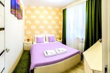 2-комн. квартира, 44 кв.м. на 5 человек, улица Пирогова, 2к2, Чебоксары - Фотография 1