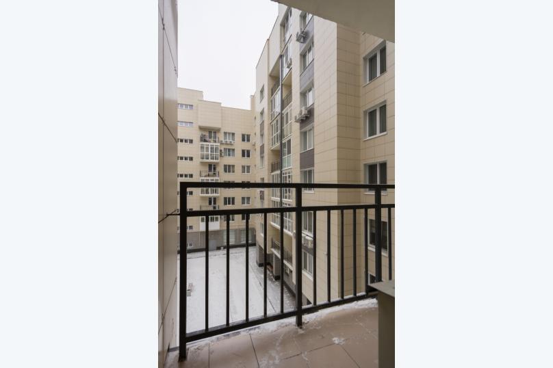 2-комн. квартира, 42 кв.м. на 4 человека, улица Шуртыгина, 7, Казань - Фотография 29